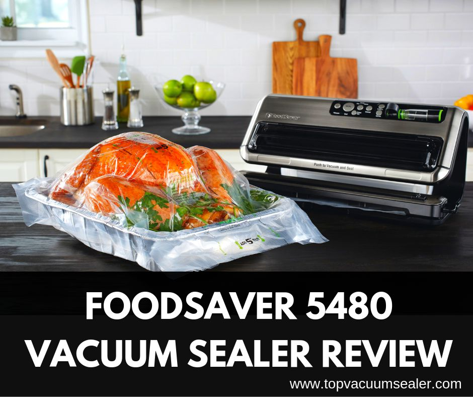 Foodsaver 5480 Vacuum Sealer Review
