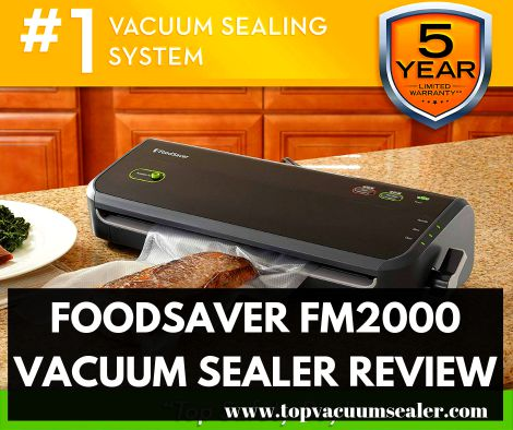 Foodsaver Fm2000 Vacuum Sealer Review: Why is it so Popular?