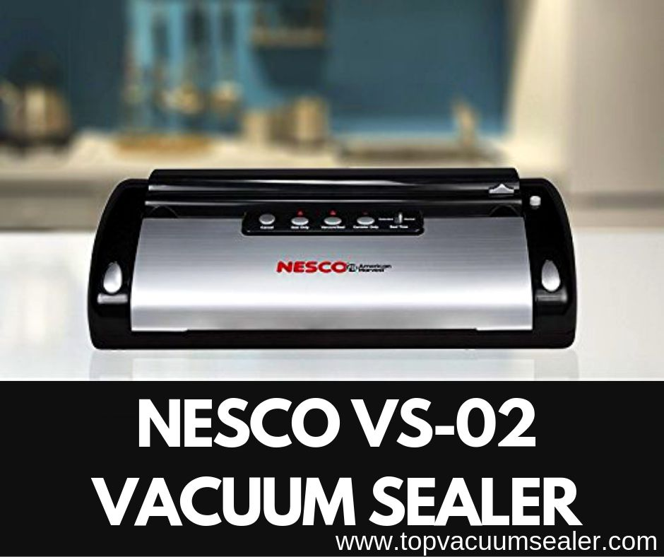 Nesco VS-02 Food Preservation Machine Review