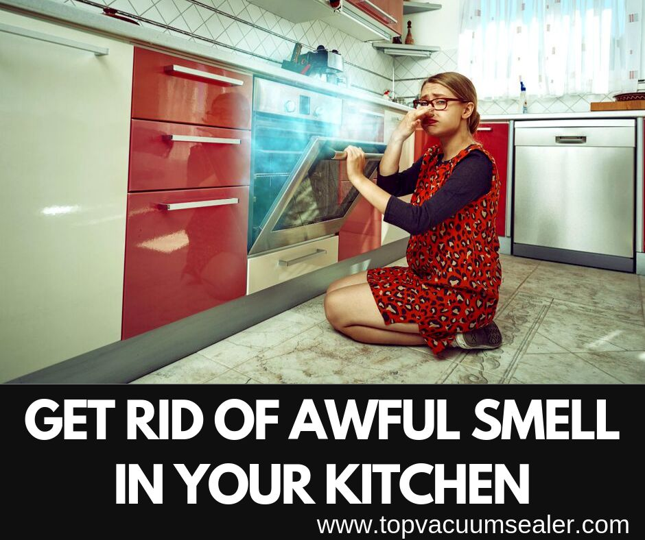 Removing Kitchen Odors
